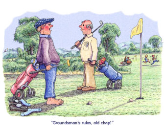Groundsman's rules