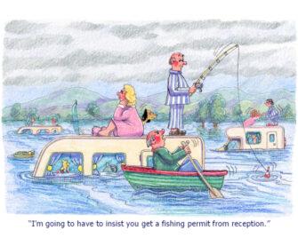 Fishing permit